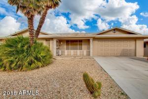 13334 W HARDWOOD Drive, Sun City West, AZ 85375