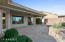 Covered Extended Flagstone Patio