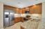 Kitchen w/ Granite Countertops & Stainless Appliances, 33575 W. Dove Lakes #2009, Cave Creek