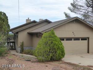601 N BOBBY JONES Drive, Payson, AZ 85541
