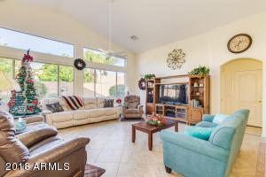 Spacious 3 bedroom home with vaulted ceilings.