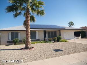 16609 N ORCHARD HILLS Drive, Sun City, AZ 85351