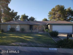 3027 W WESCOTT Drive, Phoenix, AZ 85027