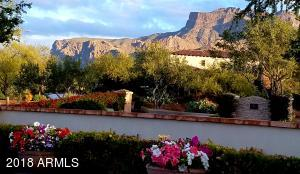 The best mountain views from this backyard!