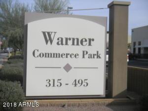 385 E WARNER Road, 103