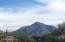 A beautiful street view of Thompson Peak!