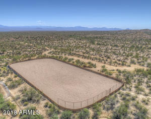 Fabulous Arena can be customized for any equestrian activity.