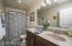 Second Floor Guest Bath w/dual sinks