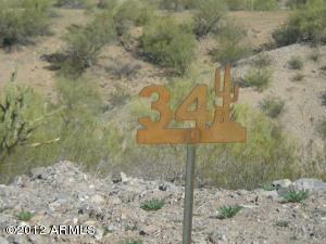 Lot #34 N Blue Tank Trail, 34