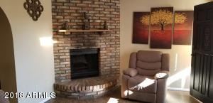 Relax fireside, read a book or watch your favorite tv program. Kick back and rest, you are home.