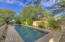 Tranquil heated pool