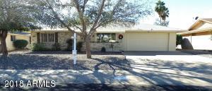 13219 W MESA VERDE Drive, Sun City West, AZ 85375