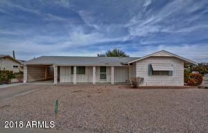11821 N BALBOA Drive, Sun City, AZ 85351