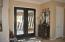 Beautiful iron and glass doors