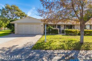 Location, location, location. Peaceful neighborhood, close to shopping and adjacent to upscale homes along Dawn Lake.