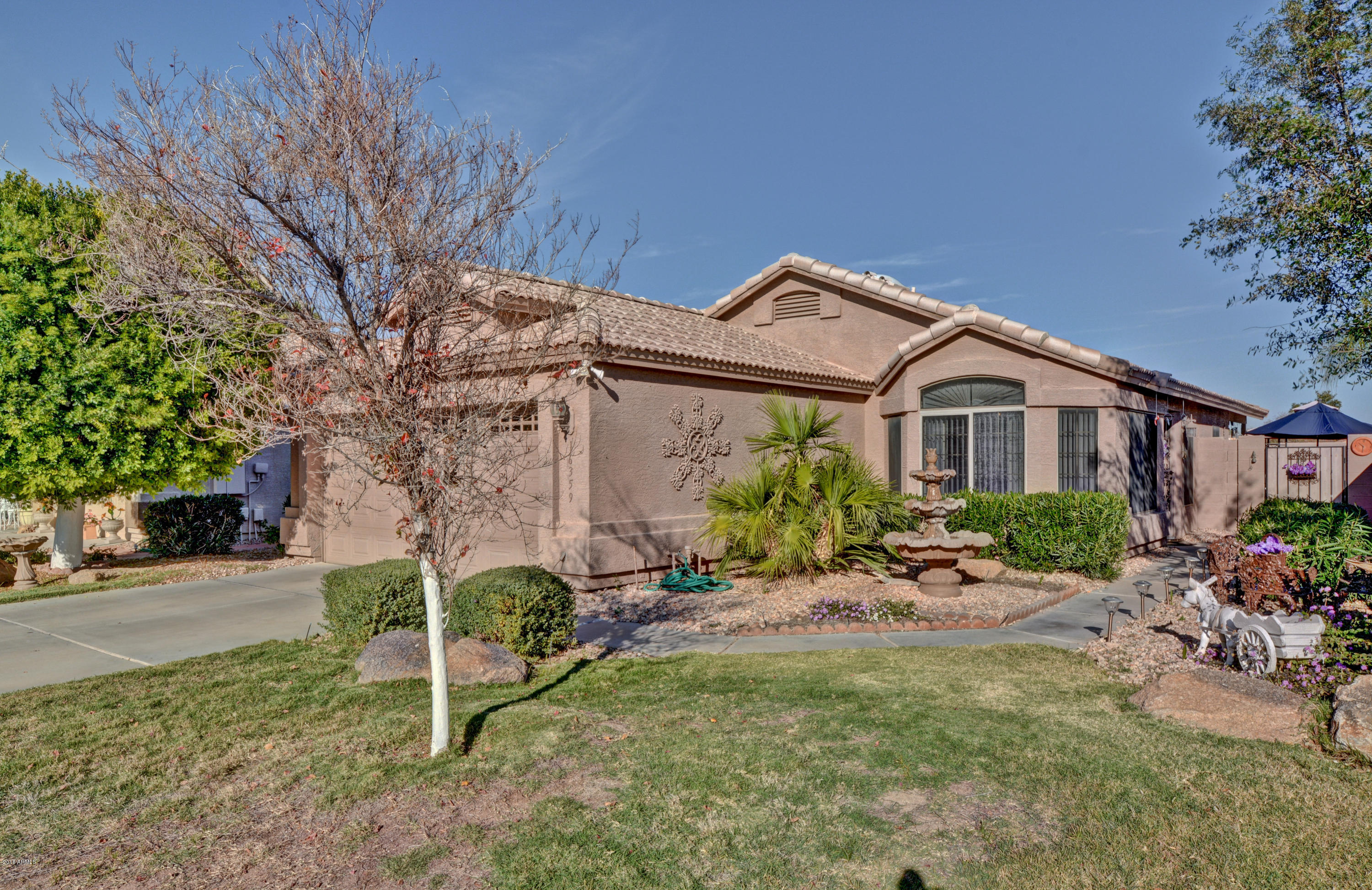 Prime 16359 N Oachs Drive Surprise Az 85374 Home Interior And Landscaping Oversignezvosmurscom