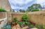 Private Backyard Patio and Garden