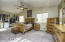 OVERSIZED MASTER SUITE WITH VAULTED CEILINGS, WALK-IN CLOSET