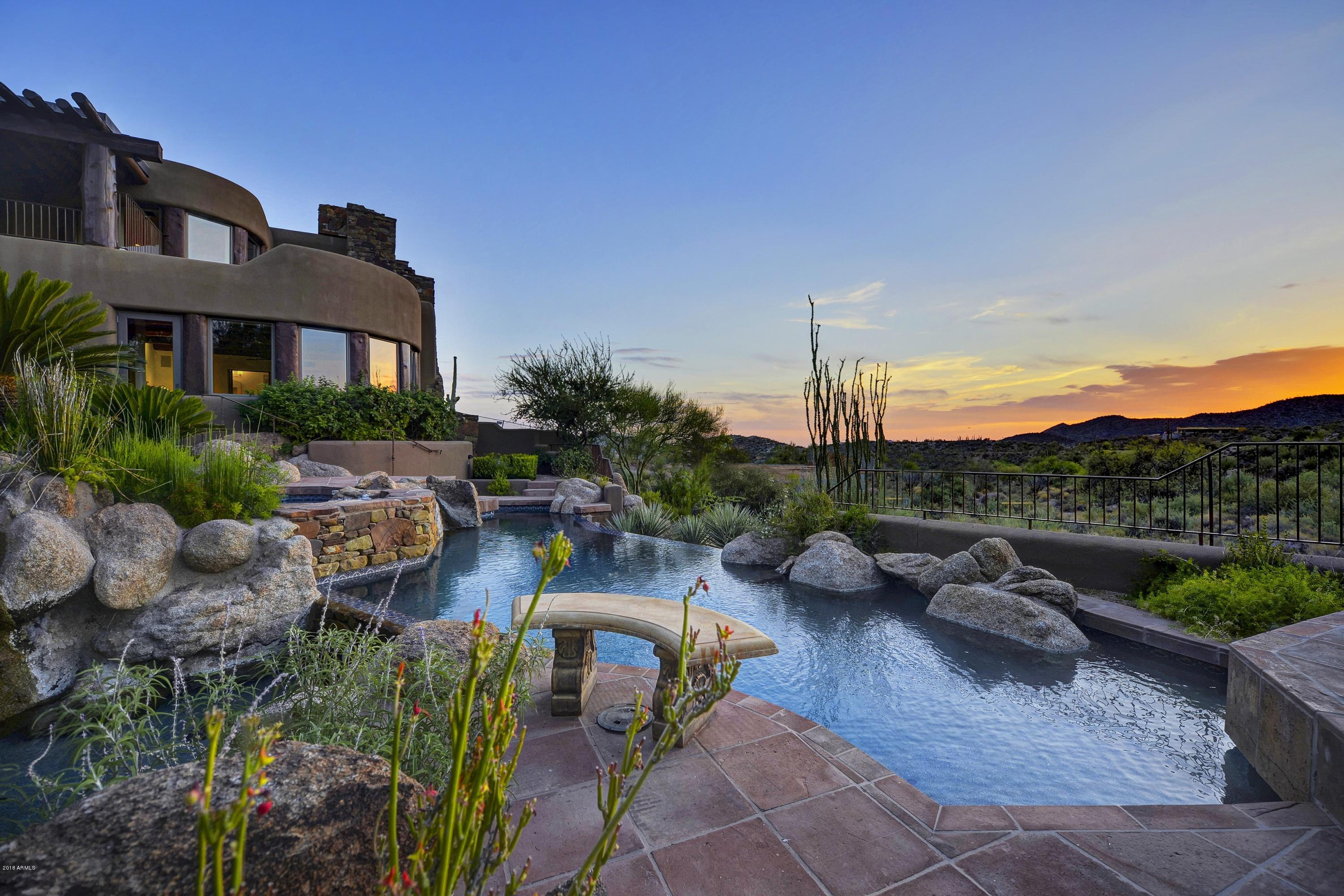 9586 E MADERA Drive, Desert Mountain, Arizona