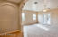 Spacious Master Suite with outside Exit to Patio Pool Area.