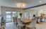 Dining spaces for every day or your most special occasions.