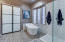 This bathroom remodel is stunning - a must see