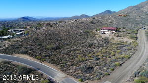 0 E Deer Trail Road, 160, Cave Creek, AZ 85331