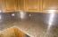 Gorgeous Cabinets, Granite & Back Splash