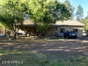 853 NAVAJO Trail, Show Low, AZ 85901