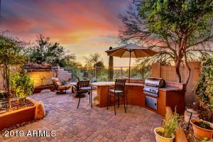 Sunset and City Light Views from your private backyard. Great way to grill and entertain.