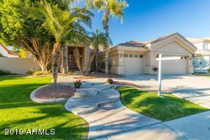 A welcoming home in Ocotillo.
