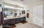 Marble Counters, Vessel Sinks and Wood-Plank Tile