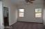 Master bedroom, new carpet!