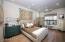 Nice size guest bedroom