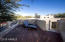 Casita topped with awesome private view deck to get those warm Arizona sun rays