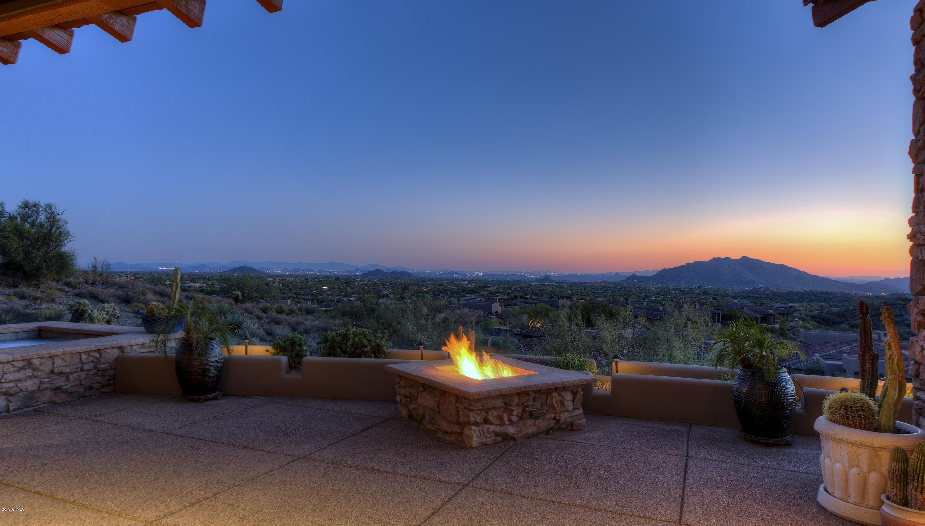 Photo of 9909 E LOOKOUT MOUNTAIN Drive, Scottsdale, AZ 85262