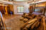 Huge bedroom/play room could be theater room