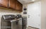 Laundry Room - Washer & Dryer Convey with Sale of Home