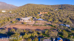This home does not just boast of Mountain Views, but is actually useable acreage at the mountains edge.