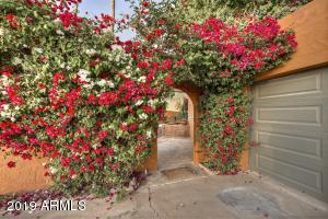 Beautiful entry to your new home.