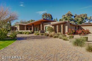 Property for sale at 6450 E Fanfol Drive, Paradise Valley,  Arizona 85253