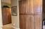 Beautiful Maple Cabinetry w/roll-out shelving!