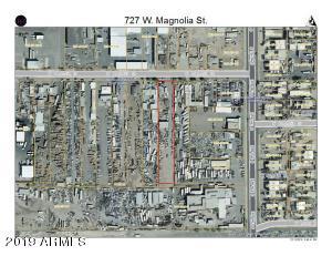 727 W MAGNOLIA Street