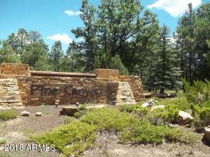 4326 Timberline Drive Lot 142, Happy Jack, AZ 86024