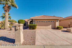 9502 E HERCULES Drive, Sun Lakes, AZ 85248