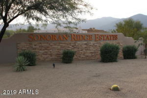 Gated community with custom lot ready to build