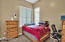 Secondary Bedrooms are a Great Size!