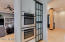 Double Wall Ovens and Small Appliance Sotrage