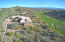 AERIAL SHOWING PART OF THE 2.61 ACRE LOT