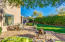 Mature landscaping for privacy, shade & citrus trees, pavers, fire pit included!
